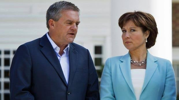 Premier David Alward and British Columbia Premier Christy Clark were chosen at the annual premiers' meeting last week to study skills training and report back to the Council in the Federation in the fall.