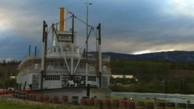 The S.S. Klondike in Whitehorse is one of the Parks Canada attractions affected by federal spending cuts. (CBC)
