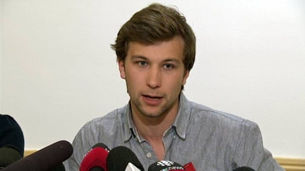 Gabriel Nadeau-Dubois says police interrogated him about his activities with CLASSE.