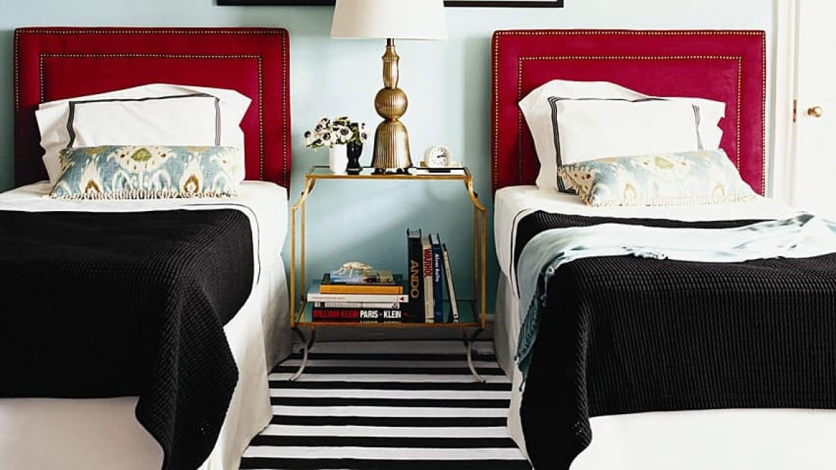 Separate bedrooms for couples