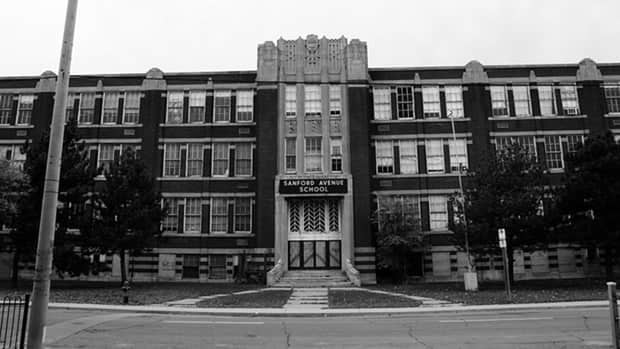 The Hamilton-Wentworth District School Board is going ahead with its plans to demolish the Sanford Avenue School.