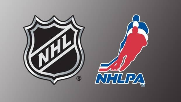 Representatives of the NHL Players' Association met Thursday morning at league headquarters in New York. (CBCSports.ca)