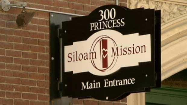 The new air conditioning unit at Winnipeg's Siloam Mission shelter begins operating on Tuesday.