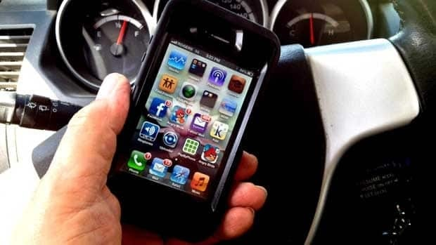 Transportation Minister Rob Vessey wants to up the texting while driving fines.