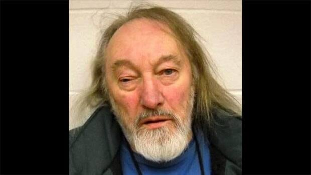 Harvey Riach has a lengthy criminal history and convictions for violent crimes.