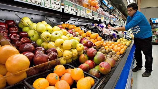 Food prices increased at a faster pace in October, Statistics Canada said Friday.