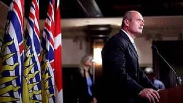 A release from Finance Minister Mike de Jong noted Moody's has not altered B.C.'s overal AAA credit rating, but changed only the debt rating.