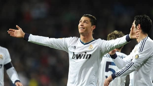 Real Madrid's Cristiano Ronaldo was one of the EPL's most devastating goal scorers when he played for Manchester United.