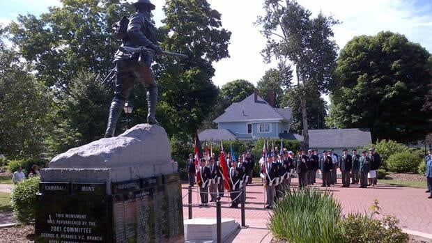 Veterans gathered in Summerside in late July to honour the 59th anniversary of the end of the Korean War.