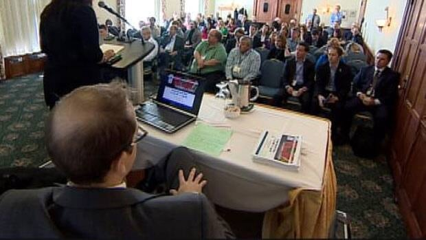 People in the pension planning industry are participating in a two-day conference in Saskatoon.