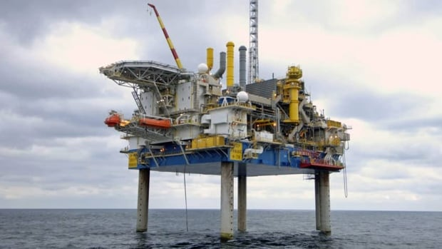 Forty-six of the 115 people aboard the Deep Panuke natural gas production platform were flown back to shore as a precautionary measure after January's electrical fire.