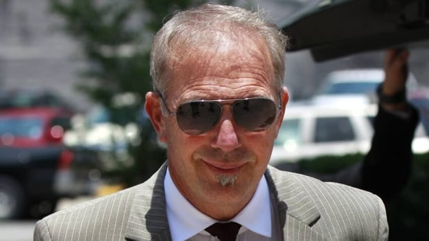 Kevin Costner arrives at Federal Court on Thursday in New Orleans. A jury found the actor not guilty in a lawsuit laid by Stephen Baldwin and a friend over their investments in an oil cleanup device used by BP.