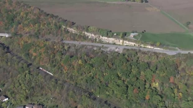 Overhead views of the Niagara Escarpment appear in a new documentary for the Dundas EcoPark campaign. The Pictorvision Eclipse, a made-in-Hamilton aerial filming technology, was used in the making of the video.