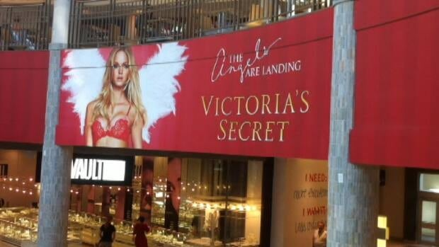 There are more than 1,000 Victoria Secret stores across North America.