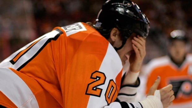 Chris Pronger has not played for the Flyers since Nov. 19, 2011.