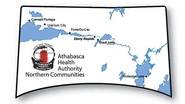 The Athabasca Health Authority serves about 4,500 people in the northern part of the province.