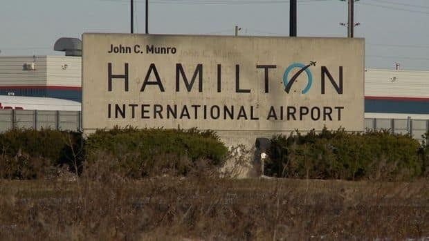 New air carrier NewLeaf travel is holding a press conference at The Hamilton International Airport Wednesday.