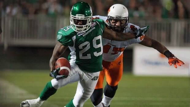 The BC Lions will look to avenge their Sept. 29 loss to the Saskatchewan Roughriders when the two teams meet on Saturday night.