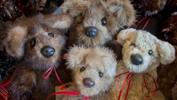 The RBG is hosting a Teddy Bear Picnic weekend.