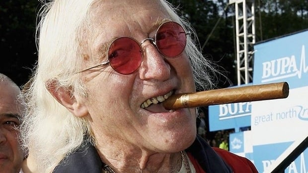 Police are working with broadcasters BBC and ITV to investigate the late Jimmy Savile, who was one of the U.K.'s best-known TV personalities.