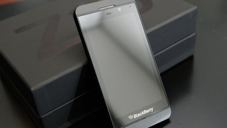 BlackBerry review: The good and bad of the new Z10   CBC News