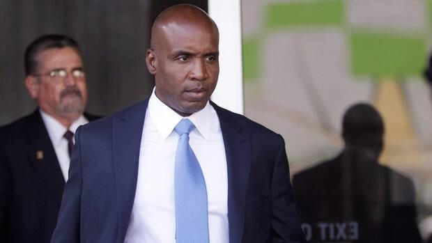 Former San Francisco Giants slugger Barry Bonds was initially charged in November 2007.