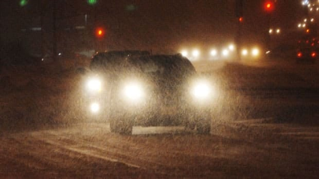 Novice drivers have not been allowed to drive between midnight and 5 a.m. since 2009.