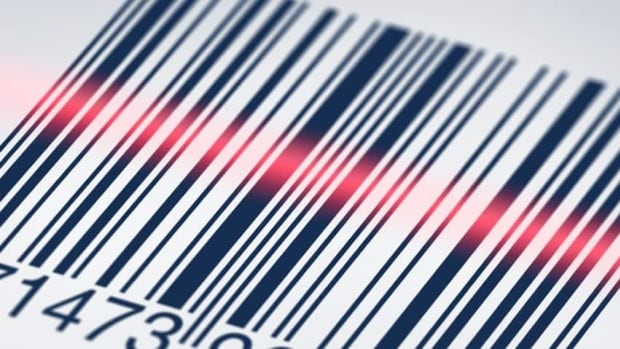 The new barcode system will cost $450,000, including the cost of implementation and training.
