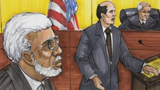 Pakistani-born Canadian businessman Tahawwur Rana, left, was sentenced to 14 years for backing a terror plot in Denmark and supporting the group that carried out the 2008 Mumbai attack.