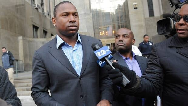 Tigers left-fielder Delmon Young, seen here leaving a Manhattan criminal court after posting bail in April, has been ordered to complete 10 days of community service and enroll in a program at the Museum of Tolerance New York.