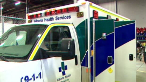 Calgary paramedics are throwing open the doors to their ambulances to let people get up close and personal with the daily life of their team.