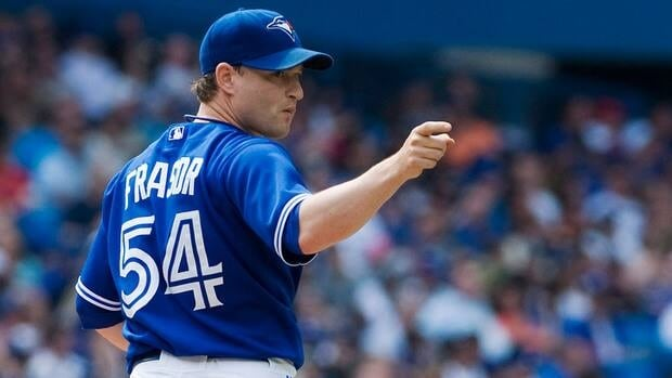 Toronto Blue Jays pitcher Jason Frasor is the team's all-time leader in career pitching appearances with 497.