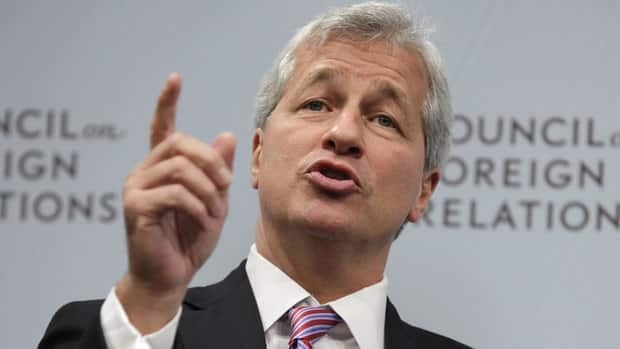 Jamie Dimon was at the head of JP Morgan Chase when it suffered a series of embarrassing losses after a notorious trader at its London office made a series of risky transactions involving credit default swaps.