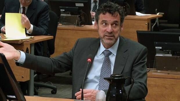 François Perreault told the Charbonneau commission that the false-invoicing practice went on for the four years Genivar employees took part in the collusion scheme.