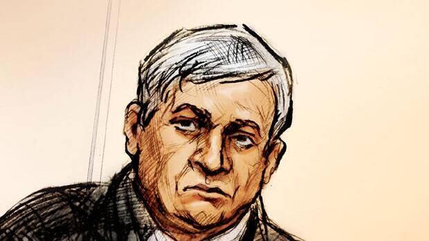 Peer Khairi is accused of killing his wife in March of 2008.