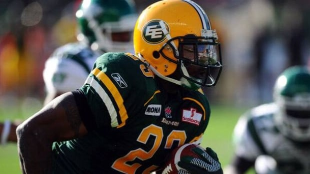 The six-foot-three, 245-pound Toronto native, who grew up in Brampton, Ont., ran for 1,057 yards and was named the CFL's outstanding Canadian as well as a league all-star.