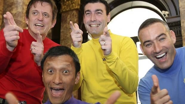 The Wiggles will be at Hamilton Place this Sunday.