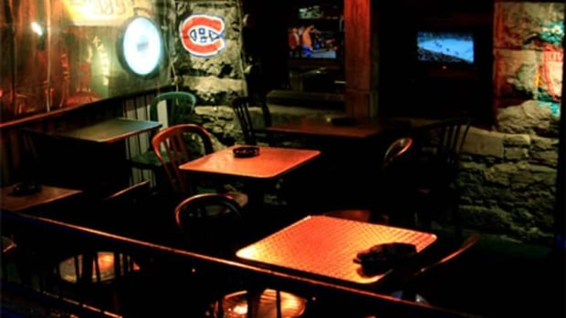 A prolonged hockey lockout will mean empty seats at Ziggy's Pub in Montreal, where owner Ziggy Eichenbaum says the last NHL work stoppage cost him has his revenue.