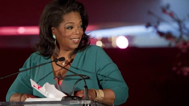 Oprah Winfrey hosts an event at Scotiabank Place Wednesday evening where she will share stories from her life and 25 years in broadcasting.