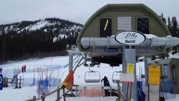 There is a ski hill and a new adventure park at Mount Sima. The Great Northern Ski Society, which runs the hill, said it needs $800,000 to keep the hill open.