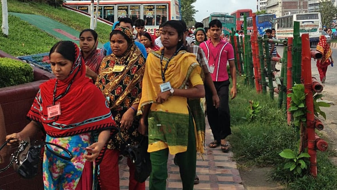 In Bangladesh's Garment Trade, Empowerment Comes At $20 A