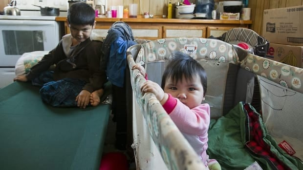 The plight of the Attawapiskat reserve brought renewed attention to conditions on Canada's native reserves last year. A new report finds that Canada lags many industrialized countries when it comes to the number of children living in poverty.