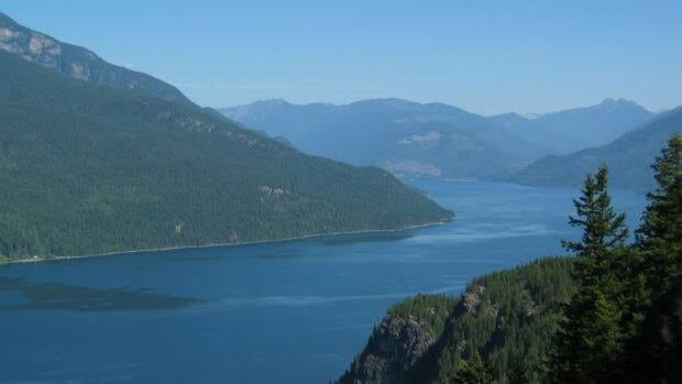 The body of Daniel Crossley, 18, was discovered in Slocan Lake in B.C.'s West Kootenay