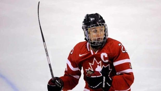 Canadian women's hockey captain Hayley Wickenheiser will be a six-time Olympian in Sochi.