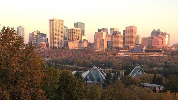 Edmonton is getting $73 million of the $90 million announced Wednesday by the River Valley Alliance.