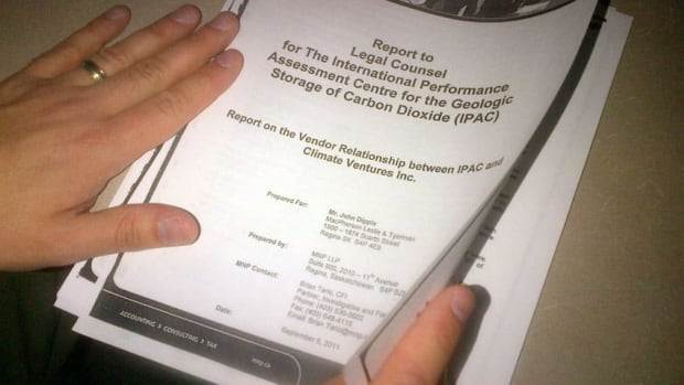 A forensic investigation into the relationship between IPAC-CO2 and CVI resulted in a 23-page report that has been obtained by CBC News.