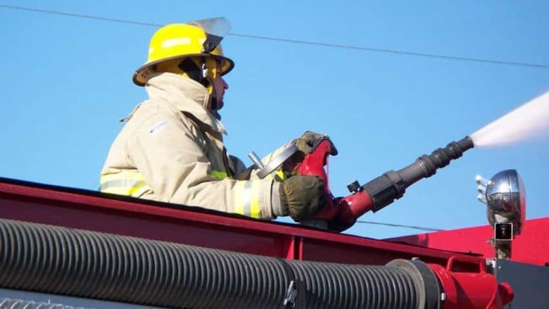 Sudbury volunteer firefighters get 'respect' with new