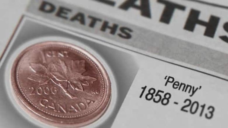 Obituary: Canadian penny, 1858-2013 | CBC News