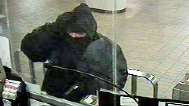 Toronto police are still trying to find the person who shot a TTC collector at Dupont station on Feb. 26, 2012.