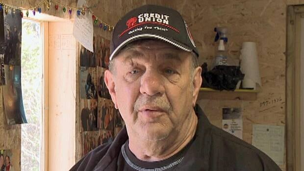 Former plant worker Bill Stockley says employees at OCI's shuttered Marystown facility deserve a compensation package.